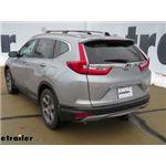 etrailer.com Trailer Hitch Installation - 2018 Honda CR-V