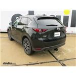 Trailer Hitch Installation - 2018 Mazda CX-5 - Draw-Tite