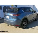 Draw-Tite Trailer Hitch Installation - 2018 Mazda CX-5