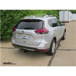 Trailer Hitch Installation - 2018 Nissan Rogue - Draw-Tite