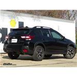 Curt Trailer Hitch Installation - 2018 Subaru Crosstrek