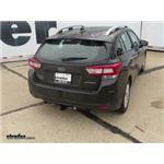Trailer Hitch Installation - 2018 Subaru Impreza