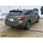 Trailer Hitch Installation - 2018 Subaru Outback Wagon
