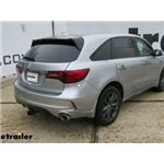 etrailer.com Trailer Hitch Installation - 2019 Acura MDX