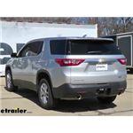Draw-Tite Max-Frame Trailer Hitch Installation - 2019 Chevrolet Traverse