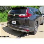 Draw-Tite Trailer Hitch Installation - 2019 Honda CR-V