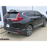 etrailer.com Trailer Hitch Installation - 2019 Honda CR-V
