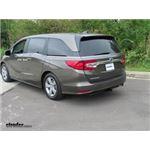 etrailer.com Trailer Hitch Installation - 2019 Honda Odyssey