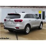 EcoHitch Hidden Trailer Hitch Installation - 2019 Kia Sorento