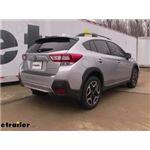 Curt Trailer Hitch Installation - 2019 Subaru Crosstrek