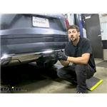 Draw-Tite Max-Frame Trailer Hitch Installation - 2020 Hyundai Palisade