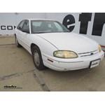 Trailer Wiring Harness Installation - 1997 Chevrolet Lumina