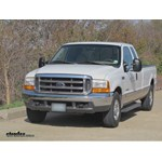 Trailer Wiring Harness Installation - 1999 Ford F-250