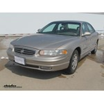 Trailer Wiring Harness Installation - 2000 Buick Regal