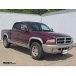 Trailer Wiring Harness Installation - 2003 Dodge Dakota