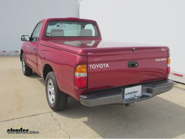 2001 toyota tacoma trailer wiring t one vehicle wiring harness with 4 pole flat trailer connector  t one vehicle wiring harness with 4