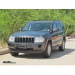 Trailer Wiring Harness Installation - 2006 Jeep Grand Cherokee