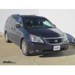 Trailer Wiring Harness Installation - 2008 Honda Odyssey