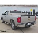 Trailer Wiring Harness Installation - 2009 Chevrolet Silverado