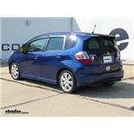Trailer Wiring Harness Installation - 2009 Honda Fit - Curt