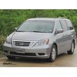 Trailer Wiring Harness Installation - 2009 Honda Odyssey
