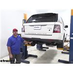 Hopkins Tailight Converter Kit Installation - 2010 Land Rover Range Rover Sport