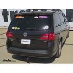 Trailer Wiring Harness Installation - 2010 Volkswagen Routan