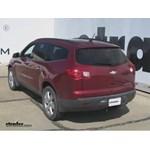 Trailer Wiring Harness Installation - 2011 Chevrolet Traverse