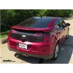 Trailer Wiring Harness Installation - 2011 Chevrolet Volt