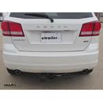 Trailer Wiring Harness Installation - 2011 Dodge Journey
