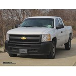 Pollak Twist-In Trailer Connector Installation - 2012 Chevrolet Silverado