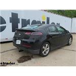 Curt Tail Light Converter Installation - 2012 Chevrolet Volt