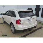 Trailer Wiring Harness Installation - 2012 Ford Edge