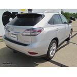 Trailer Wiring Harness Installation - 2012 Lexus RX 350