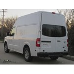 Trailer Wiring Harness Installation - 2012 Nissan NV