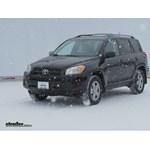 Trailer Wiring Harness Installation - 2012 Toyota RAV4