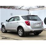Trailer Wiring Harness Installation - 2013 Chevrolet Equinox