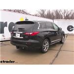 Curt Powered Tail Light Converter Kit Installation - 2013 Infiniti JX35