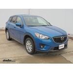 Trailer Wiring Harness Installation - 2013 Mazda CX-5