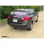 Trailer Wiring Harness Installation - 2013 Nissan Rogue