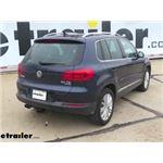 Tekonsha T-One Vehicle Wiring Harness Installation - 2013 Volkswagen Tiguan