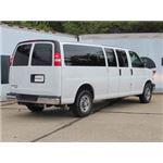 Trailer Wiring Harness Installation - 2014 Chevrolet Express Van
