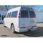 Hopkings Plug In Wiring Kit Installation - 2014 Chevrolet Express Van