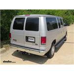 Trailer Wiring Harness Installation - 2014 Ford Van
