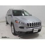Trailer Wiring Harness Installation - 2014 Jeep Cherokee