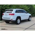 Trailer Wiring Harness Installation - 2014 Jeep Grand Cherokee