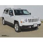 Pollak 6-Pole Trailer Wiring Harness Installation - 2014 Jeep Patriot