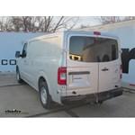 Trailer Wiring Harness Installation - 2014 Nissan NV 1500