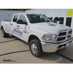 Fifth Wheel and Gooseneck Wiring Harness Installation - 2014 Ram 3500