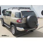 Trailer Wiring Harness Installation - 2014 Toyota FJ Cruiser